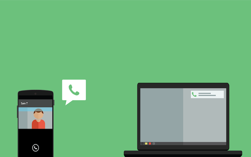 PushBullet for Chrome and Android