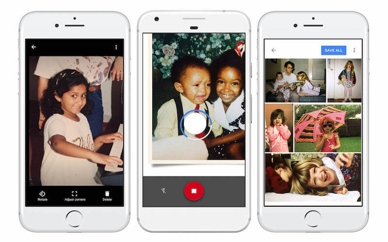 Google PhotoScan App for Android & iOS