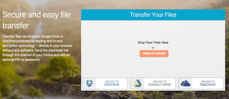 Transfer Files Securely with Whisply
